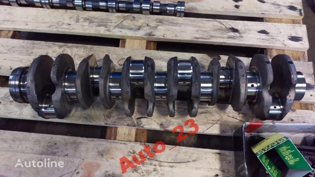 albero motore MAN D0836 Wal Korbowy D08 Biturbo CrankShaft D0836 (D0836LFL) per trattore stradale MAN TGM