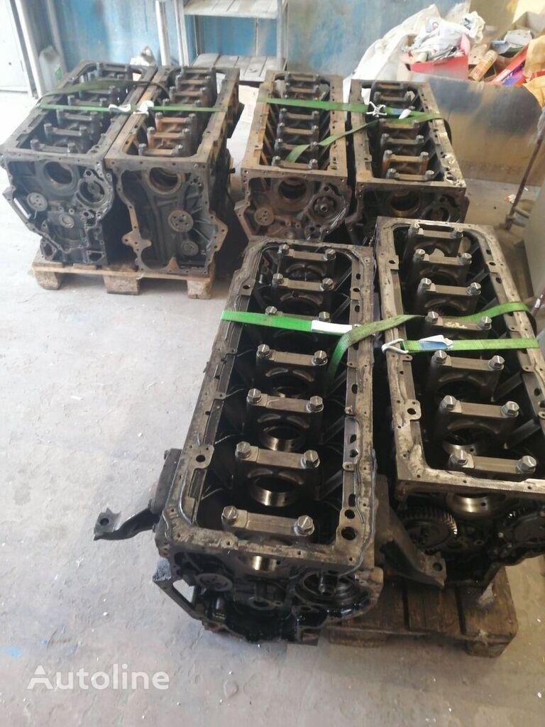 blocco cilindri MAN D26 480 540 D2676LF per trattore stradale MAN TGA TGS TGX