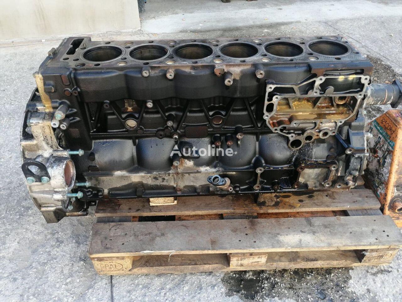 blocco cilindri MAN D2676LF52 Euro6 Nowy EURO 6 D2676 LF 52 Euro 6 per camion MAN TGX