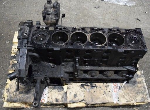 blocco cilindri MAN TGM 250 290 340 Biturbo Blok D08 Crankcase (D0836LFL) per trattore stradale