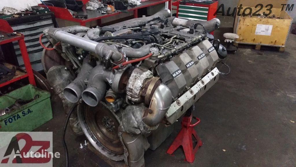 motore LIEBHERR D28 (D2868LF) per camion MAN TGX