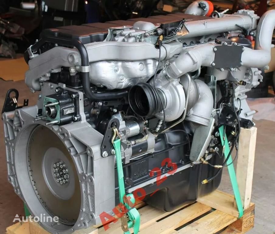 motore MAN D26 (D2676LF) per trattore stradale MAN TGX TGS TGA