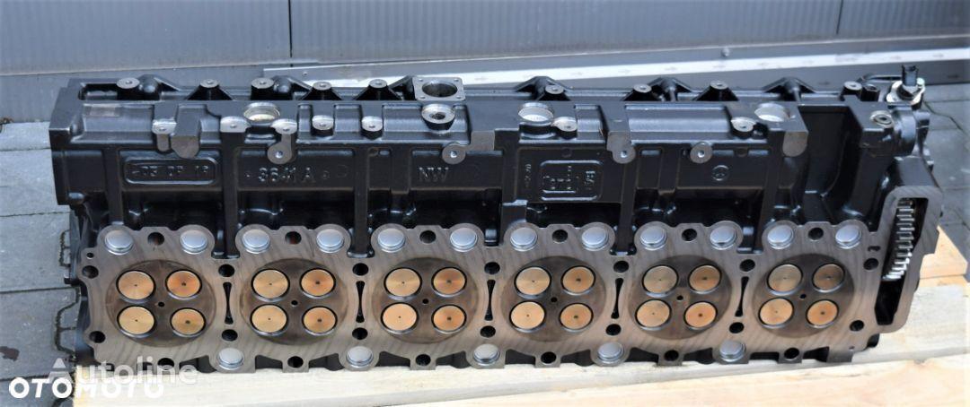 testata motore MAN D20 D20 310 350 390 400 430 per trattore stradale MAN TGA TGS TGX